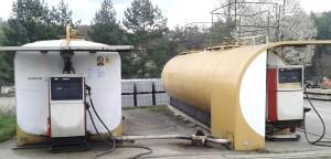 FuelOmat poskytuje i rekonstrukce čerpacích stanic a stojanů.