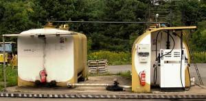 FuelOmat poskytuje i čerpací stojany a rekonstrukce čerpacích stanic.