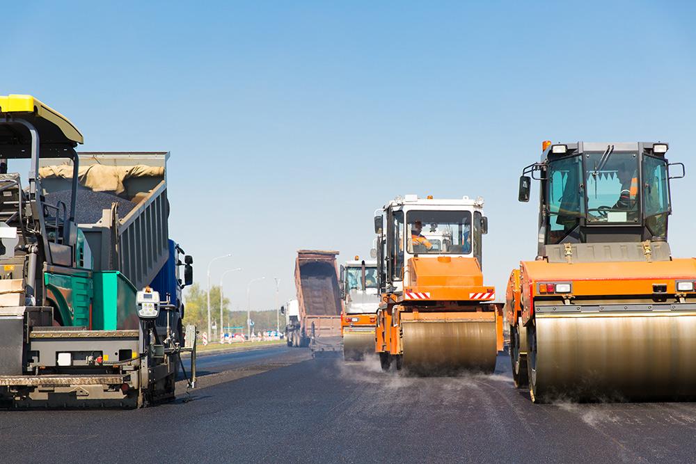 Firemní čerpací stanice FuelOmat využívají s oblibou firmy z oboru stavebnictví.
