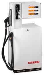 Čerpací a výdejní stojan pro systém FuelOmat